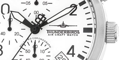 Thunderbirds Uhren