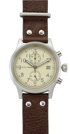 Army Watch EP-304-01 Army Watch Flieger-Chronograph