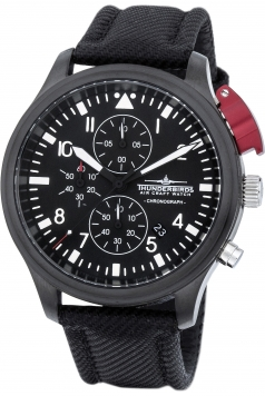 Thunderbirds TB-1066-01 Thunderbirds BlackEditionChrono