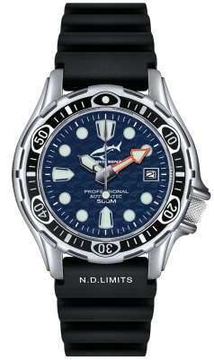 Chris Benz Deep 500m Automatic Chris Benz CB-500A-B-KBS