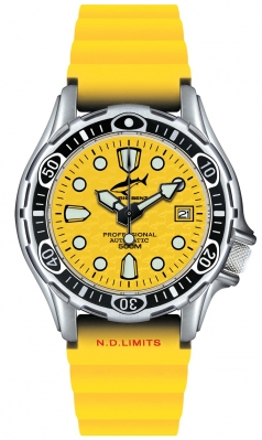 Chris Benz Deep 500m Chris Benz Uhr Automatik CB-500A-Y-KBY