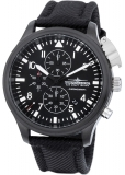 Thunderbirds TB-1088-01 Thunderbirds Black Edition Chrono XL