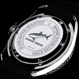 Chris Benz Uhr One Man Chris Benz CBO-S-MB-SI