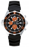 Chris Benz Depthmeter Chronograph 200m Chris Benz CB-C200-O-KBS