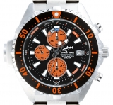 Chris Benz Depthmeter Chronograph 200m Chris Benz CB-C200-O-MB