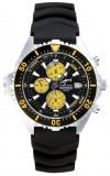 Depthmeter Chris Benz Chronograph 200m Chris Benz CB-C200-YS-KBS