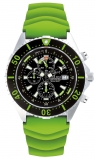 Chris Benz Chronograph 300m Chris Benz CB-C300-G-KBG