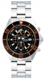 Chris Benz CB-C300-O-MB Chris Benz Depthmeter Chronograph 300m