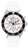 Chris Benz CB-C300-W-KBW Chris Benz Depthmeter Chronograph 300m