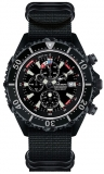 Chris Benz Depthmeter Chronograph 300m Black Edition CB-C300-LE-NBSS