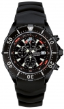 Chris Benz Depthmeter Chronograph 300m Black Edition CB-C300-LE-KBSS