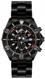 Chris Benz Depthmeter Chronograph 300m Black Edition CB-C300-LE-MBS