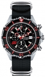 Chris Benz Depthmeter Chronograph 300m SSI Edition CB-C300-SSI-NBS