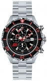 Chris Benz Depthmeter Chronograph 300m SSI Edition CB-C300-SSI-MB