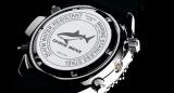 Chris Benz Depthmeter Digital 200m Chris Benz Uhr CB-D200-G-KBG