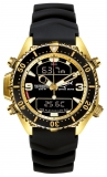 Chris Benz CB-D200-MK2 Chris Benz Depthmeter Digital Gold Edition 200m
