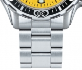 Chris Benz Uhr Chris Benz Deep 500m Automatic CB-500A-Y-MB