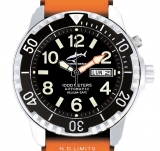 Chris Benz Deep 1000m Automatic Chris Benz Taucheruhr CB-1000A-S-KBO