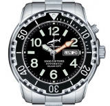 Chris Benz Deep 1000m Automatic Chris Benz Automatikuhr CB-1000A-S-MB